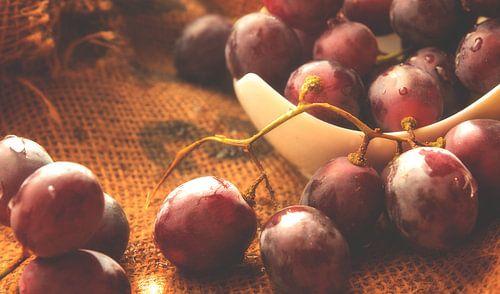 Verse fruitige druiven