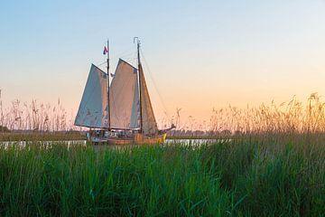 Sailingboat von