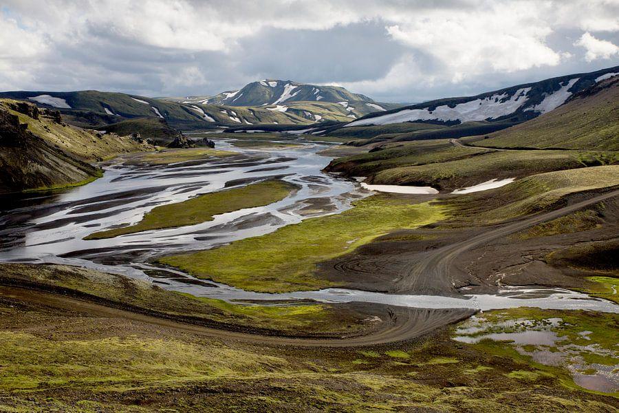 IJslandse weg