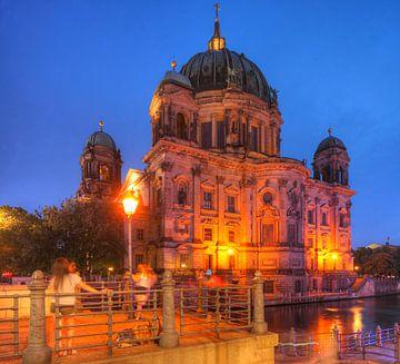 Duitsland, Berlijn, Dom van Berlijn van Torsten Krüger