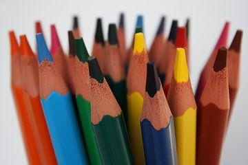 Kleur bekennen van Tesstbeeld Fotografie