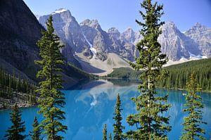Moriane Lake Canada van Jurgen Hermse