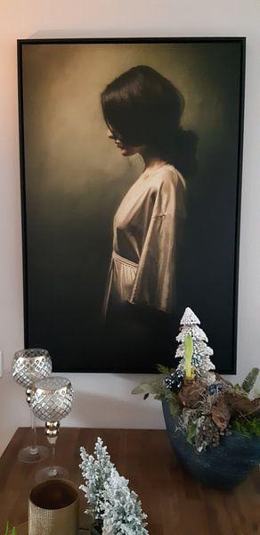 Klantfoto: Alone van Marja van den Hurk