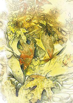 Herbstliebe von Larysa Golik