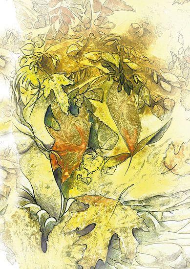 Autumn love van Larysa Golik