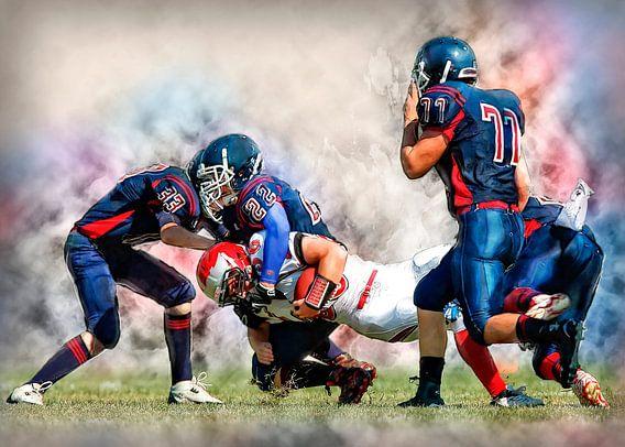 American Football van Peter Roder