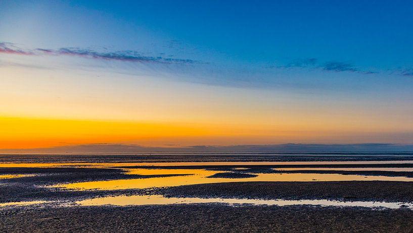 Terschelling zonsopkomst 1 van Wilma Wijnen
