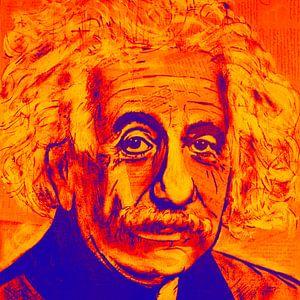 Albert Einstein E = mc2