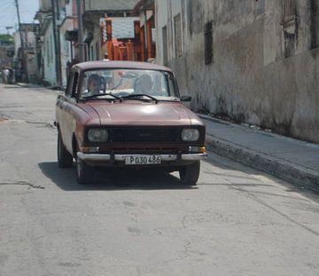 Oldtimer in Cuba - Havana von Georgina Fotografie