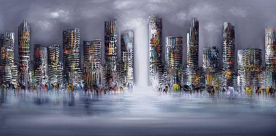 City van Gena Theheartofart