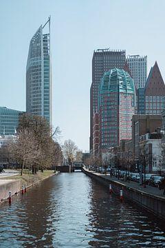 Skyline Den Haag von Jonai