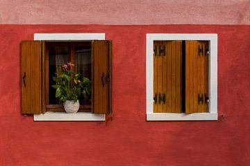 Fenster in Venedig von Adelheid Smitt