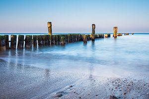 Strand an der Ostseeküste bei Graal Müritz