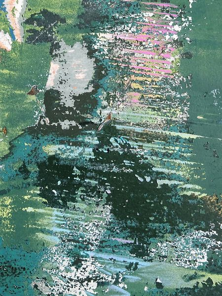 Urban Abstract 346 van MoArt (Maurice Heuts)