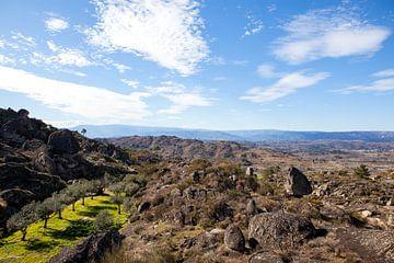 Serra da Malcata - Portugal sur Jacqueline Lemmens