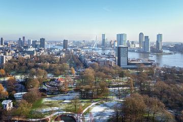 Rotterdam/Euromast von