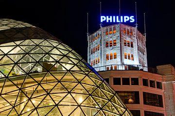 """Eindhoven - 18 September plein/Emmasingel - """"De Blob"""" & de Witte Dame von Maarten de Waard"""