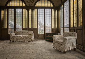 Lost Place - Der Wintergarten von Linda Lu