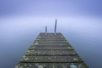 Mist steiger (II) von Marc Broekman