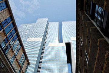 Architectuur op de Kop van Zuid in Rotterdam - De Rotterdam sur Georgina Fotografie