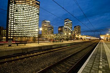 Amsterdam zuidas van Remco Swiers