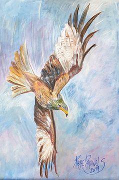 Falkenangriff von René Pauwels