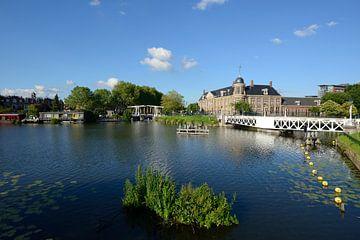 Koninklijke Nederlandse Munt aan het Merwedekanaal in Utrecht von In Utrecht