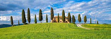 Agriturismo I Cipressini - Pienza van Teun Ruijters