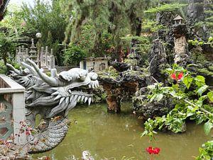 Ipoh landscape garden Maleisie