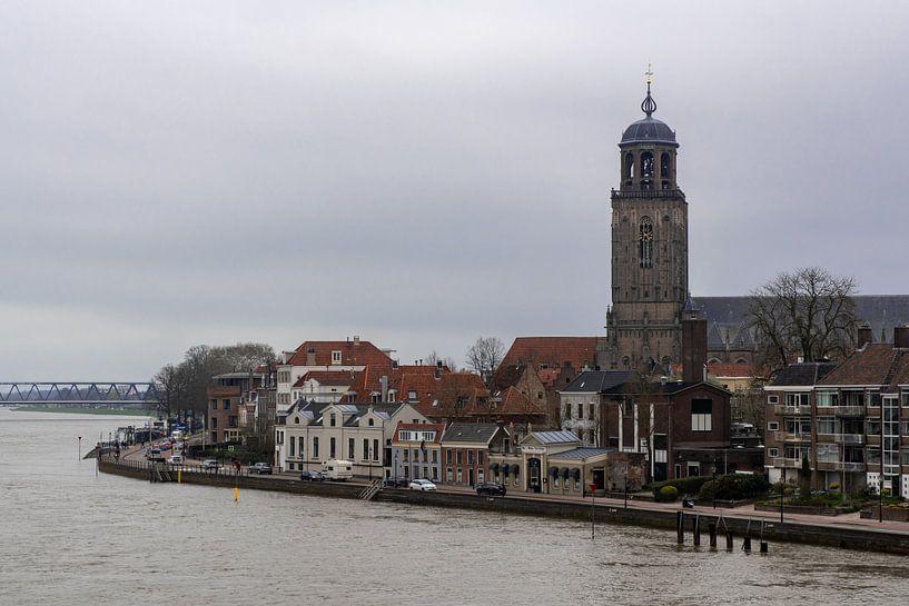 Hanzestad Deventer van Ingrid Aanen