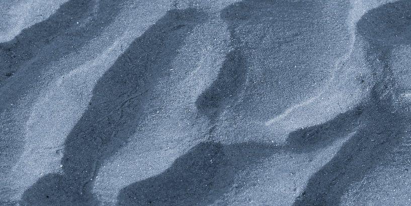 Blaues Watt von Jörg Hausmann