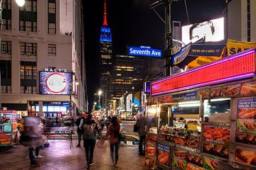 Empire State Building   New York von Kurt Krause