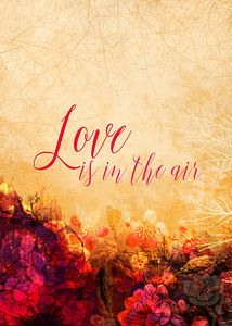 LOVE IS THE AIR Portrait