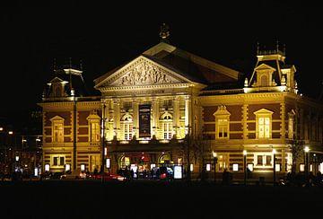 Concertgebouw in Amsterdam van Yvonne Smits