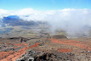 Cotopaxi vulkaan, Ecuador von Tom Hengst