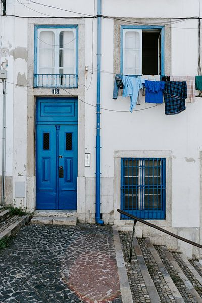 Lissabon van Jessica Arends