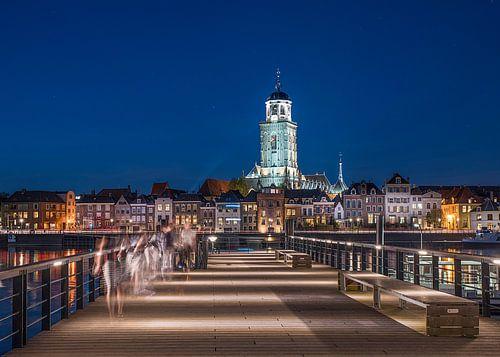 Skyline Deventer holland van Mike van Rest