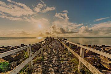 Afsluitdijk van Edwin Smulders