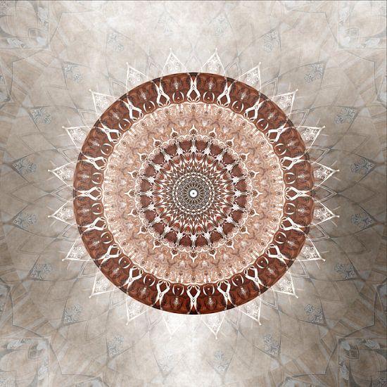 Mandala zachtmoedigheid