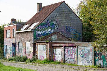 Doel verlaten stad van marijke servaes