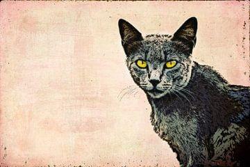 The cat van Angela Dölling