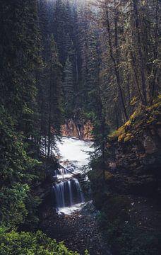Herbst Wasserfall von Joris Pannemans - Loris Photography