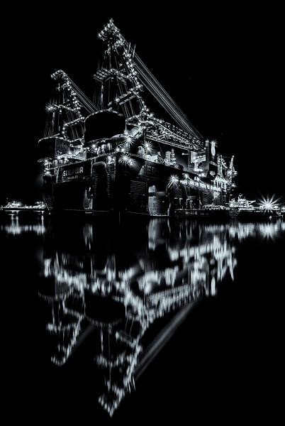 Rage of the machine black and white edition van Robert Stienstra