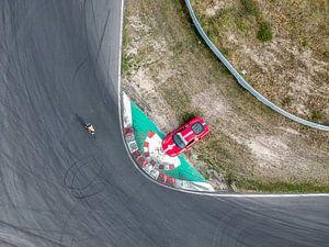 Triathlon op Circuit Zandvoort van
