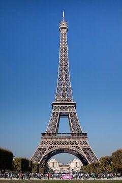 Eiffeltoren in Parijs van Arie Storm