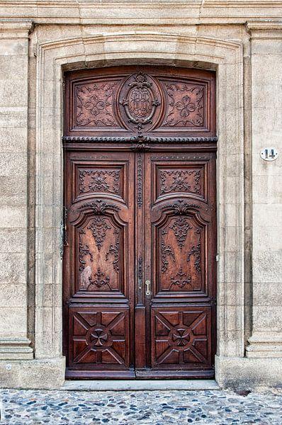 Deur 1 Aix en Provence van Anouschka Hendriks