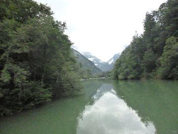Water in Oostenrijk. Het was erg mooi om te zien van Wilbert Van Veldhuizen