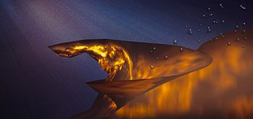 Clouds on Fire van Michael Nägele