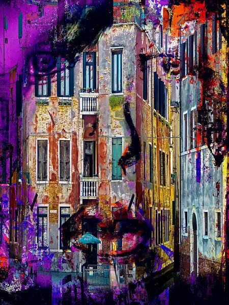 Once at Venice van Gabi Hampe
