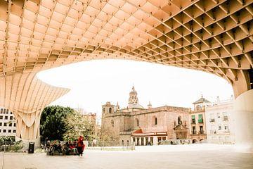Metropol-Sonnenschirm von Sevilla von Djuli Bravenboer